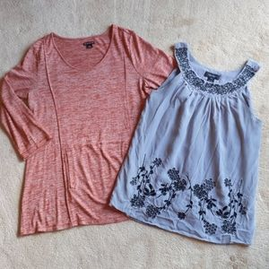 Tunic top bundle!